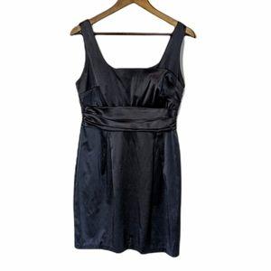 Miss Sixty Shiny Grey Date Night Dress - Size 10